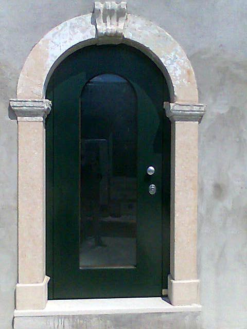 Porte blindate su misura a verona vicenza brescia - Guarnizione porta blindata ...